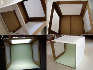 caja lampara