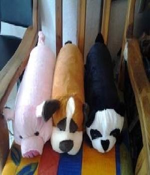 Imagen de Animales tubo