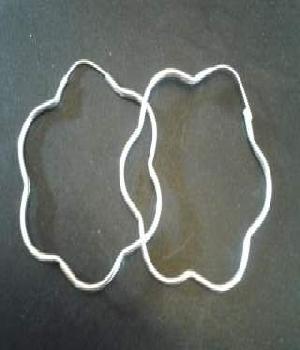 Imagen de Arracadas en forma de estrella