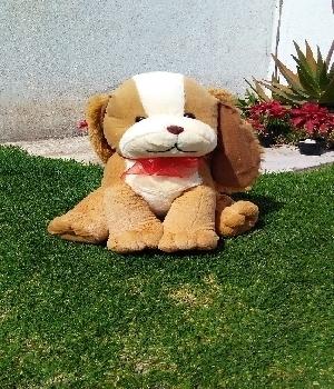 Imagen de Perrita de peluche doggy 45 cms numero 0