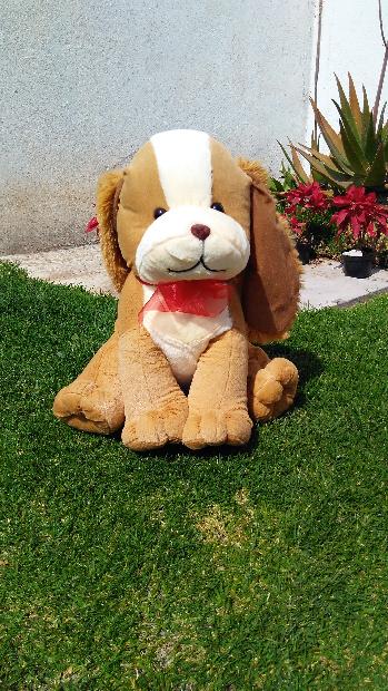 Imagen de Perrita de peluche doggy 45 cms numero 1