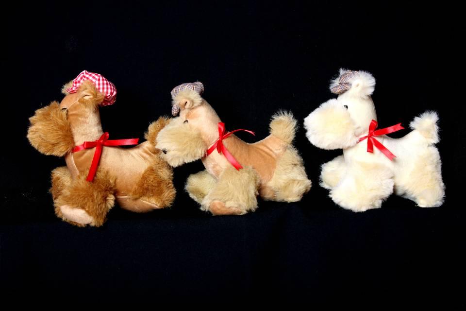 Imagen de Perritos De Peluche Terrier (Ferrioni) Chicos numero 1